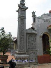 Cột đá vuông CT 10