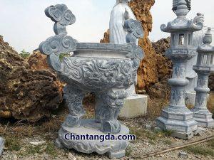 Lư hương đá CT 09